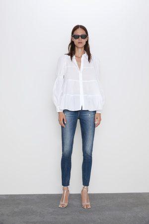 Zara Jean z1975 taille haute skinny
