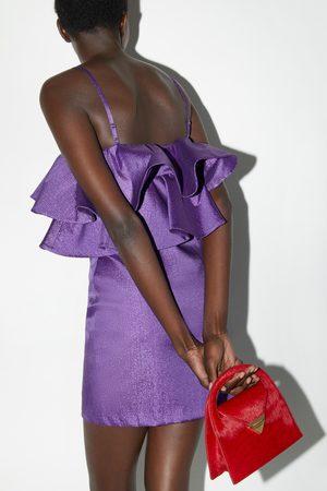 Zara Mini sac de ville en cuir