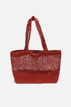Zara Sac shopper en résille