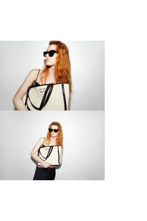 Zara Sac shopper en toile