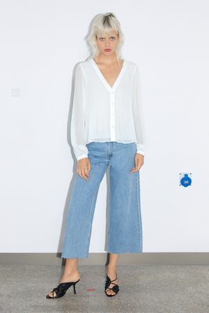 Zara Chemise plissée