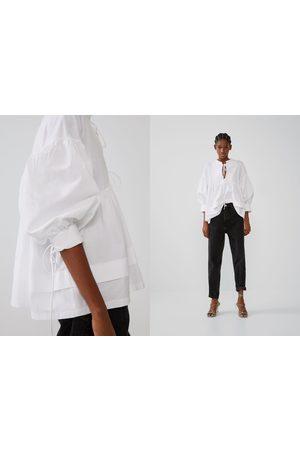 Femme Comparez Achetez 8vnw0mn Chemises Zara Et Blancs LSGMUpzqV