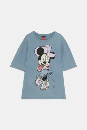 T-shirt mickey & minnie mouse ©disney