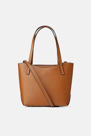Zara Mini sac shopper rigide