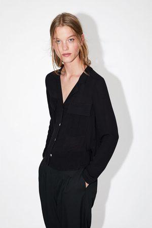 Zara Chemise à poches