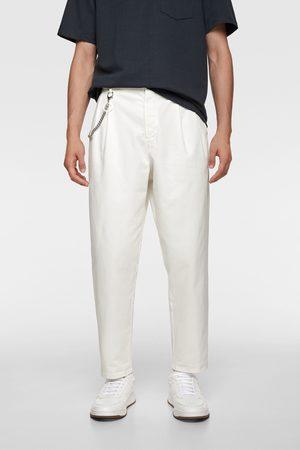 Zara Pantalon '80s chino