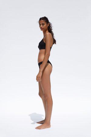 Zara Haut de bikini structuré
