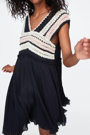 Zara Robe assortie au crochet