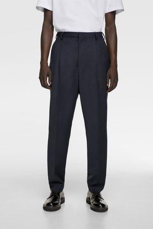 Zara Pantalon de smoking large