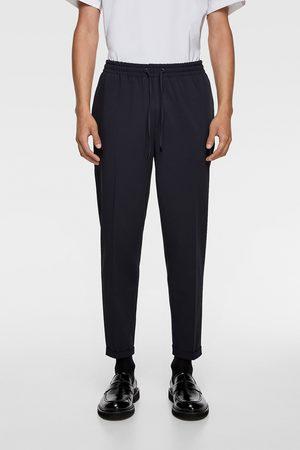 Zara Pantalon de jogging traveler