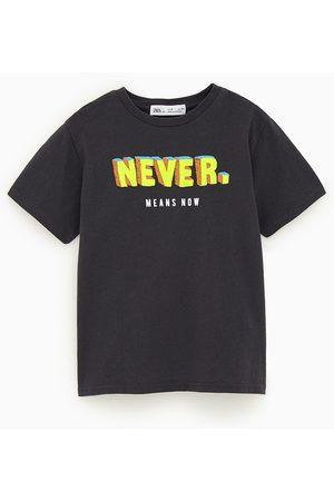 Zara T-shirt never