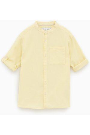 Zara Chemise structurée à poche