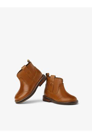 Zara Bottes en cuir