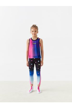 Zara Pantalon de sport à étoiles