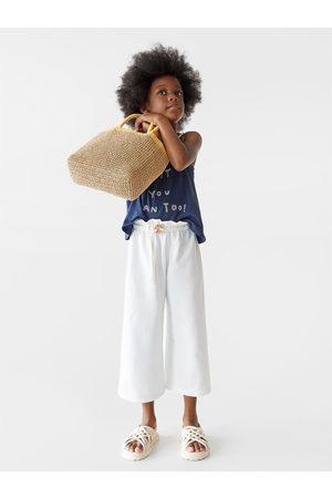 Zara Femme Jupes-culottes - Jupe-culotte à boucle