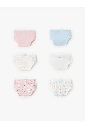 Zara Lot de six culottes à imprimé