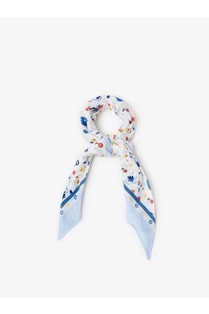 Zara Foulard imprimé fleurs