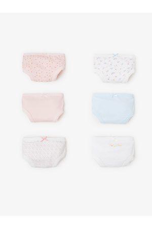 Zara Lot de six culottes à fleurs