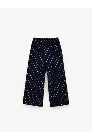 Zara Pantalon culotte imprimé