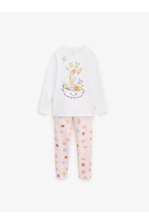 Zara Pyjama à motif céréales