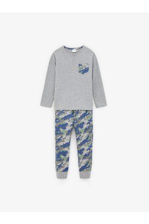 Zara Pyjama camouflage