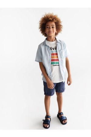 Zara Chemise en jean basique