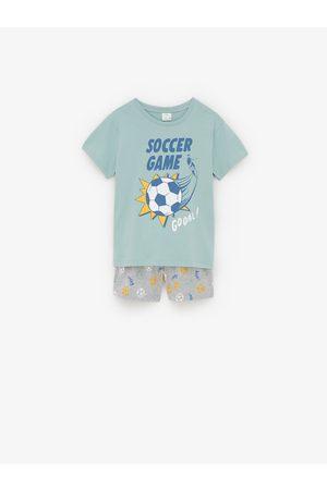 Zara Pyjama football