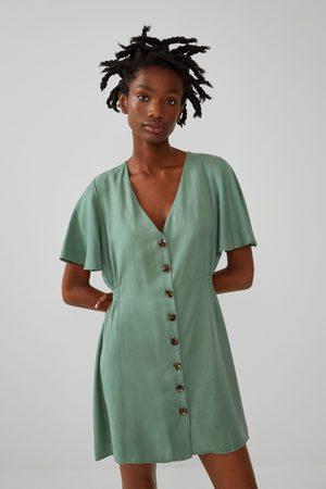 Zara Robe à boutons