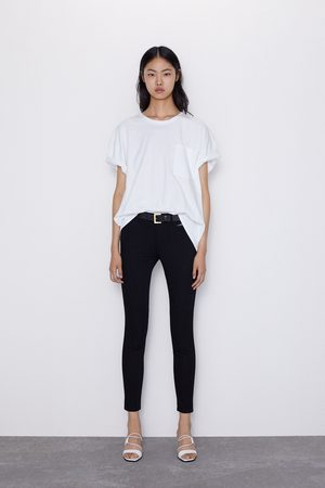 Zara Jean z1975 skinny taille normale à coutures