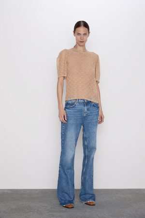 Zara T-shirt structuré