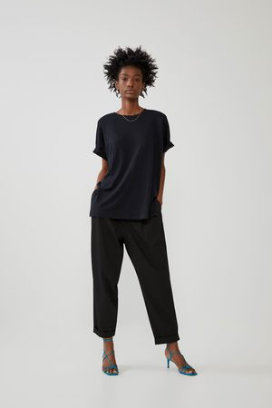 Zara T-shirt oversize