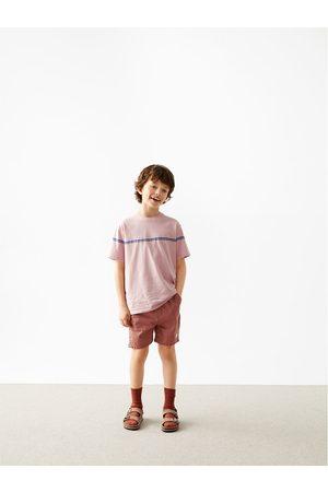 Zara T-shirt à rayures