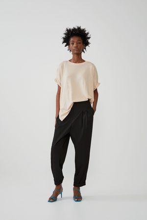 Zara Femme T-shirts - T-shirt oversize
