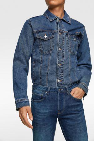 Zara Homme Pantalons Slim & Skinny - Jean skinny soft