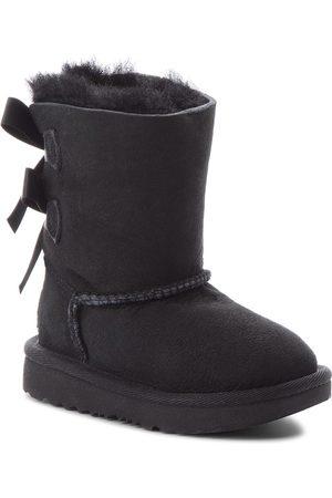 UGG Fille Chaussures de randonnée - Chaussures - T Bailey Bow II 1017394T T/Blk