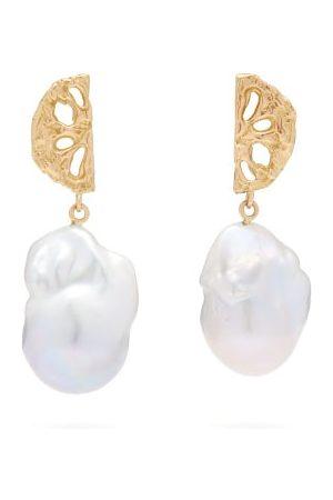Nadia Shelbaya Boucles d'oreilles - Boucles d'oreilles en 18 carats 200 Fan