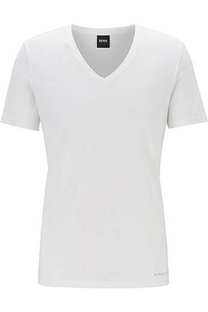 HUGO BOSS T-shirt Slim Fit en coton mélangé COOLMAX®