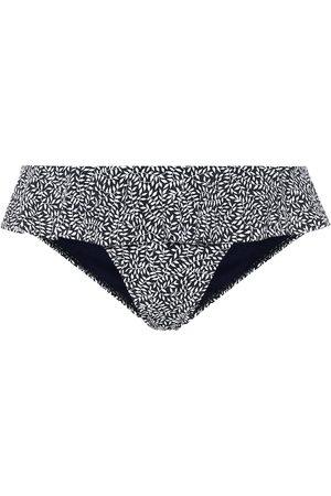 Tory Burch Culotte de bikini imprimée