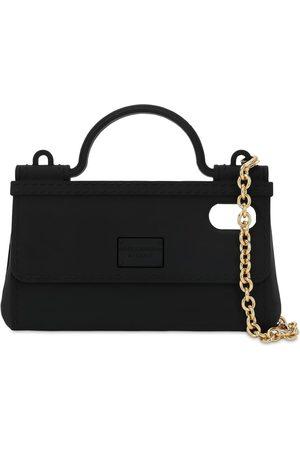 Dolce & Gabbana Coque Iphone X En Pvc Avec Chaîne