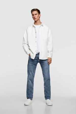 Zara Homme Pantalons Slim & Skinny - Jean slim basique