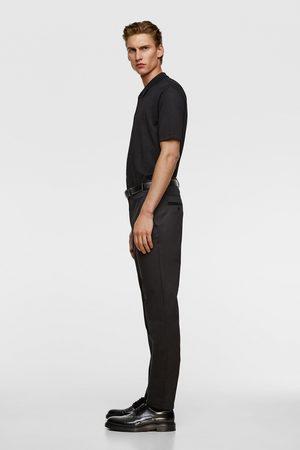 Zara Pantalon chino slim