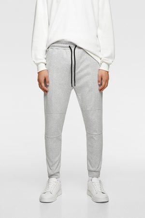 Zara Homme Joggings - Pantalon de jogging style motard
