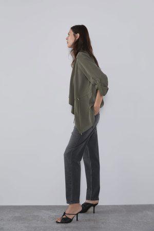 Zara Veste fluide à cordon