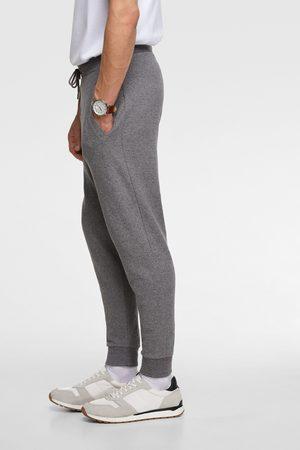Zara Pantalon de jogging basique