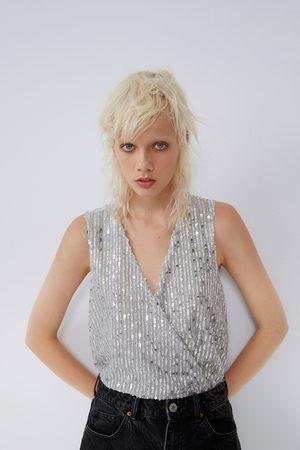 Zara Body à paillettes