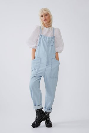 Zara Combinaison en jean