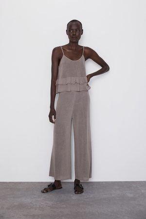 Zara Jupe-culotte en maille