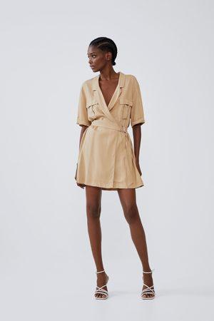 Zara Robe à poches