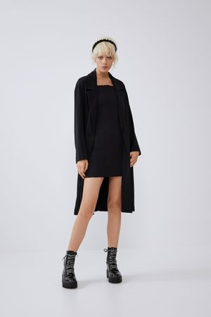 Zara Manteau long et fluide