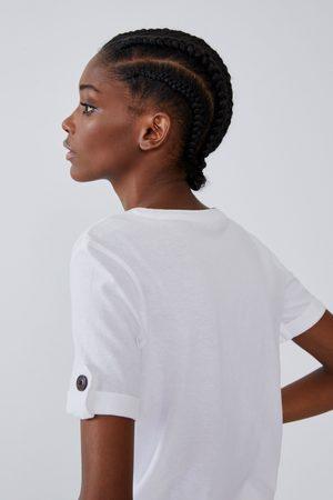Zara Haut à bouton